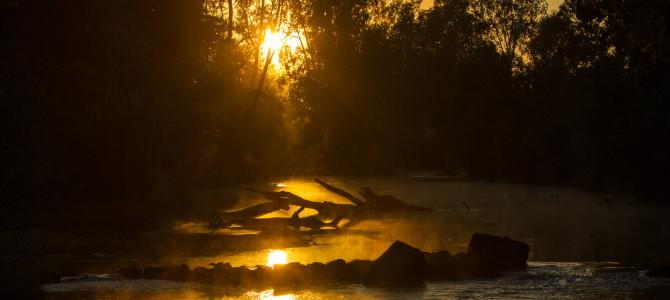 Douglas Hot Springs & Robin Falls
