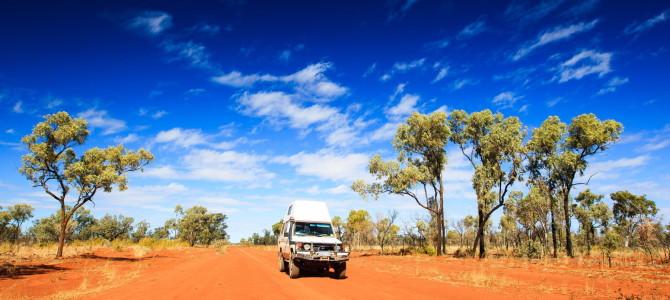 Outback, again…