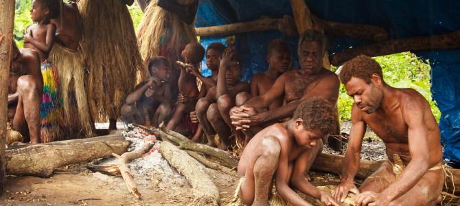 Vanuatu – Lokalangia Village, Tanna Island