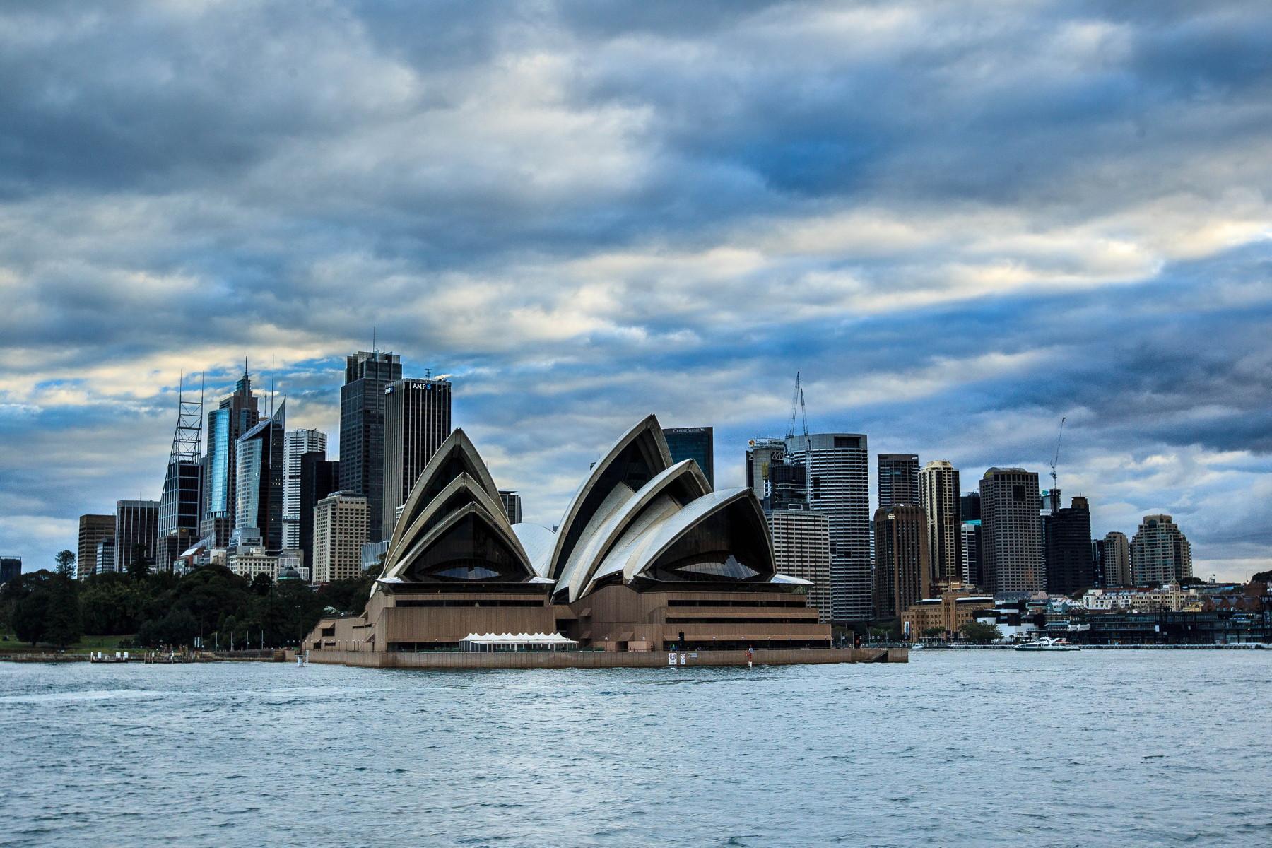 Back in Australia – Sydney