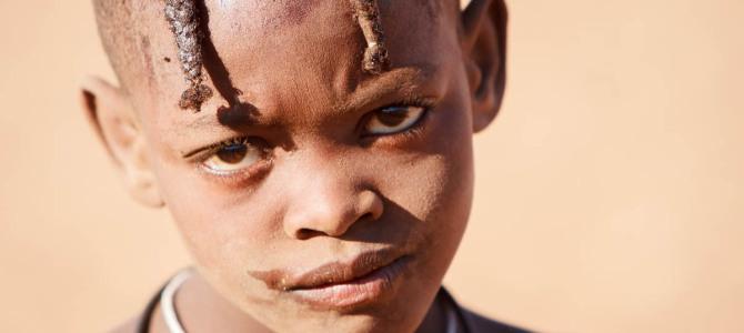 Visiting the Ovahimba