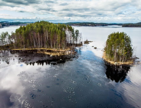 Finland – Some days in Kolovesi and Ruunaa