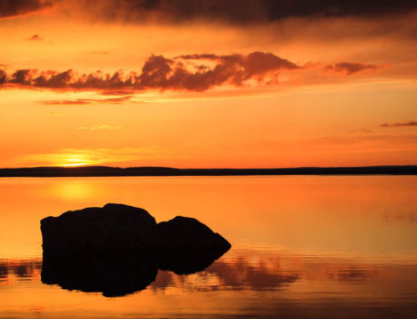 Finland – Camping in May, really a great idea?