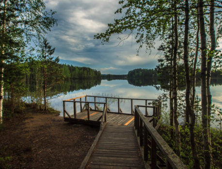 Finland – Heading South again, slowly back to Helsinki!