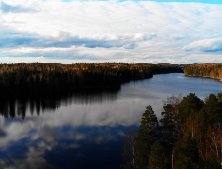 Finland by drone – A short preview