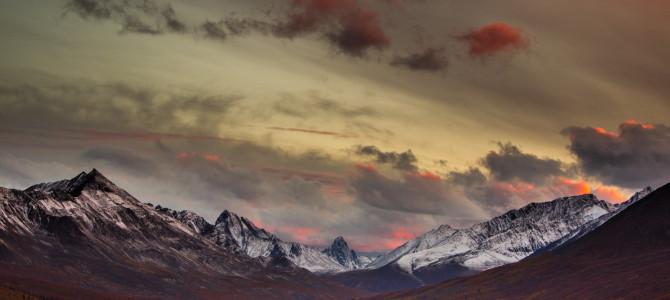 Alaska & Yukon Territory